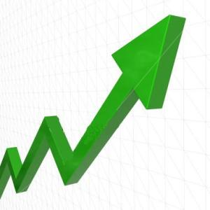 upwardarrow arrow up stocks increase sl green realty gold corp balchem churchill downs j&j snack dividend increase passive  dividend