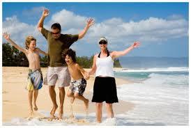 summer friends family together dividend investing cash flow
