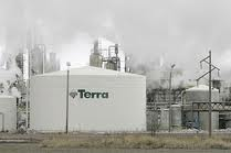 terra nitrogen stock blows up huge gain daily dividend investor cash flow passive risidual money stream at home