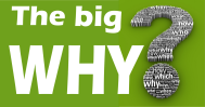 big why question daily dividend passive income investor seeks consistent returns cash flow
