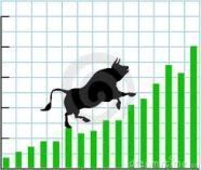 stocks rise christmas santa claus rally bull market daily dividend investor passive income stream lifetime