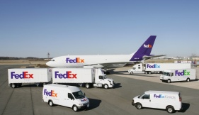 fedex delivers daily dividends income stream passive cash flow